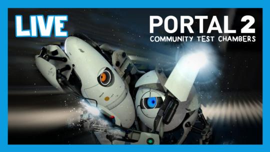 Portal 2: Community Test Chambers